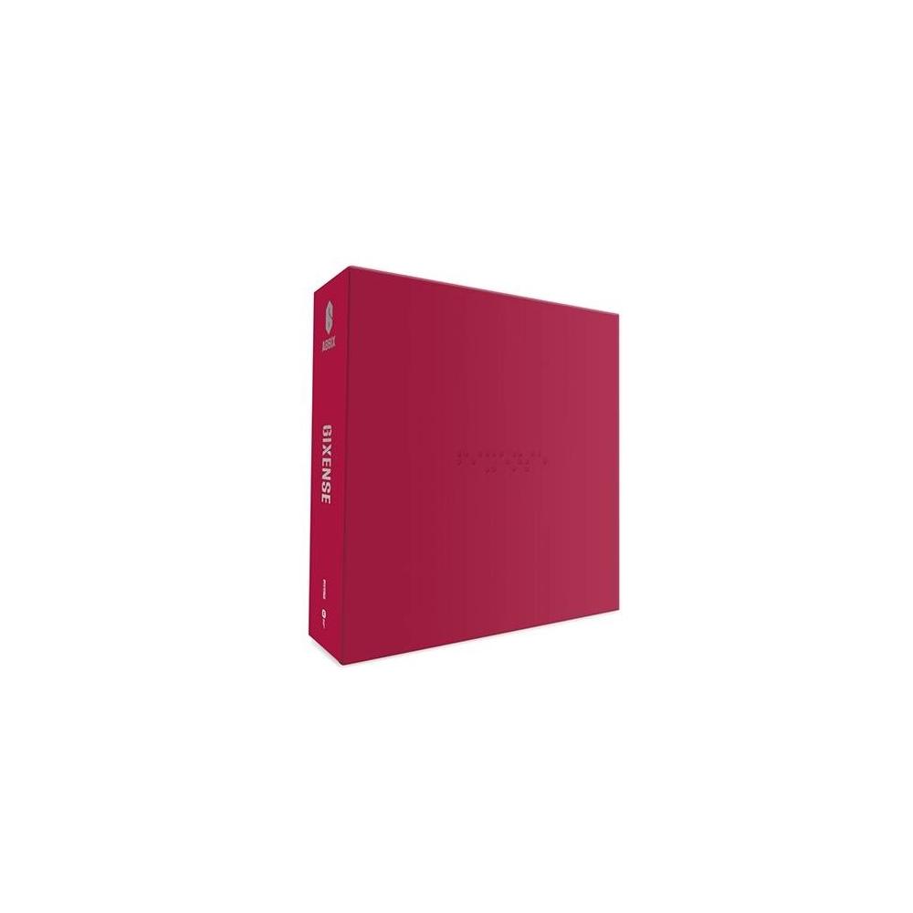 AB6IX - 1st Album 6IXENSE (6IX Ver.)
