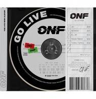 ONF - 4th Mini Album: GO LIVE CD