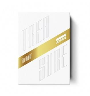 ATEEZ - 1st Album: TREASURE EP.FIN: All To Action CD (Z Ver.)
