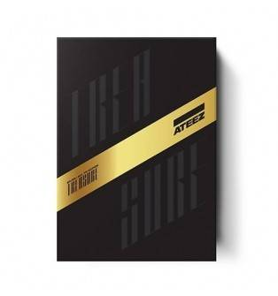ATEEZ - 1st Album TREASURE EP.FIN All To Action (A Ver.)