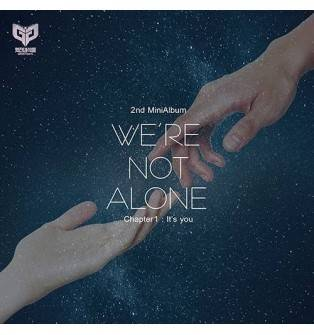 Great Guys - 2nd Mini Album We're not alone _ Chapter1 : It's you