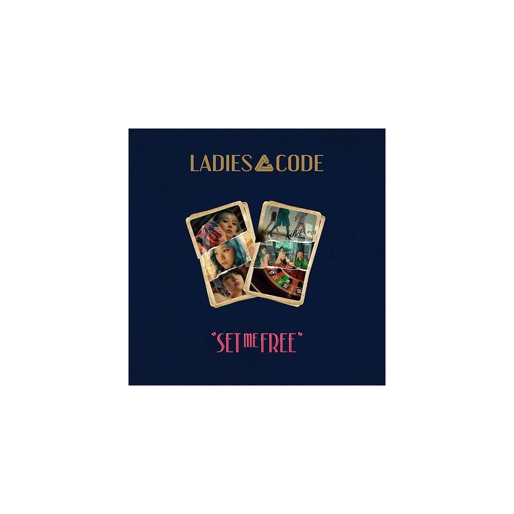 Ladies' Code - CODE 03 SET ME FREE