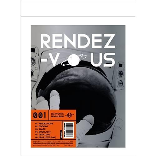 Lim Hyunsik (BTOB) - 1st Mini Album: RENDEZ-VOUS CD