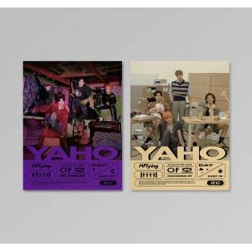 N.Flying - 6th Mini Album Yaho