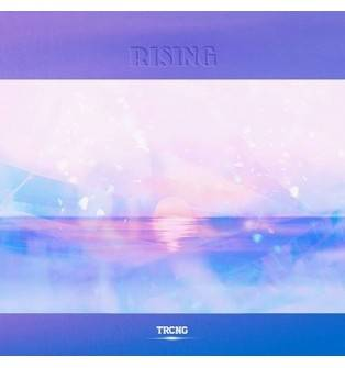 TRCNG - 2nd Single Album: Rising CD