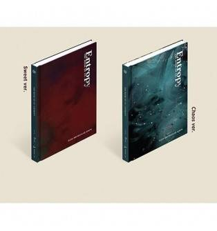 Day6 - 3rd Album: The Book of Us: Entropy CD