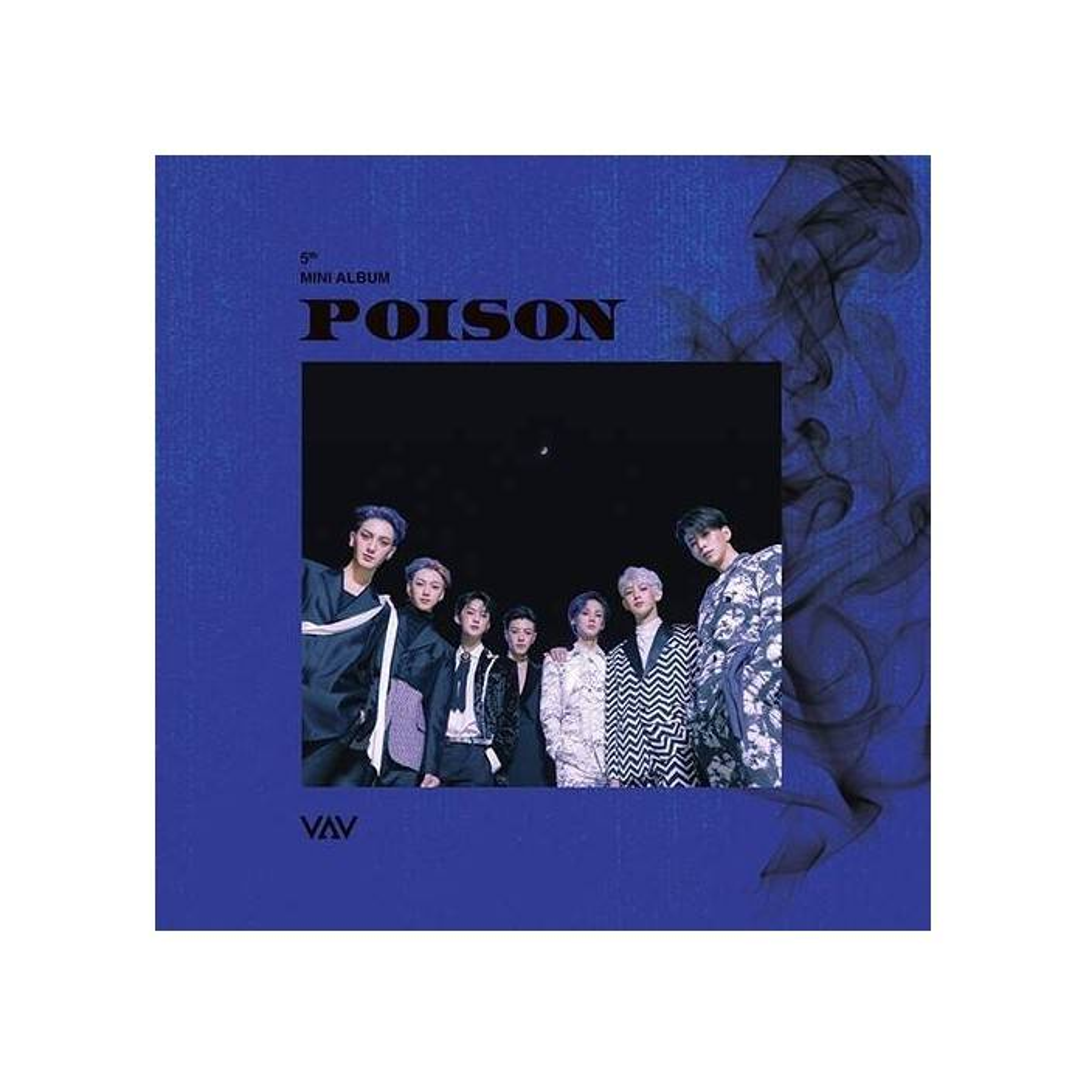 VAV - 5th Mini Album Poison
