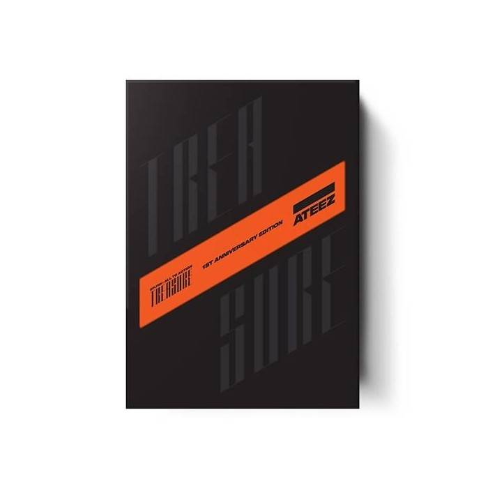 ATEEZ - 1st Album TREASURE EP.FIN All To Action (Limited Edition)