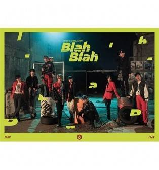 1THE9 - 2nd Mini Album: Blah Blah CD