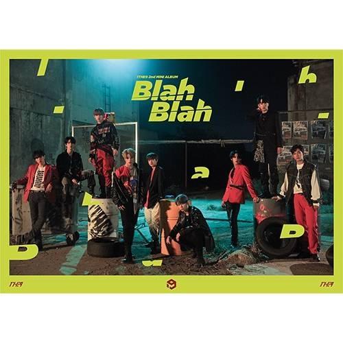 1THE9 - 2nd Mini Album Blah Blah