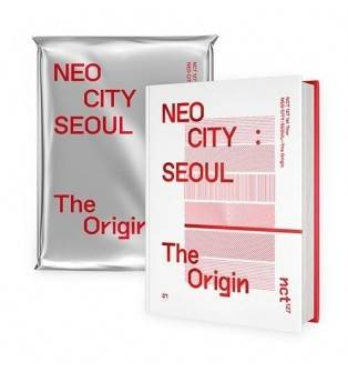 NCT 127 - 1st Tour Neo City: Seoul - The Origin CD