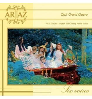 ARIAZ - 1st Mini Album Grand Opera