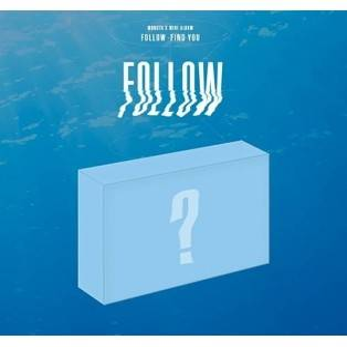 Monsta X - Mini Album Follow-Find You Kihno