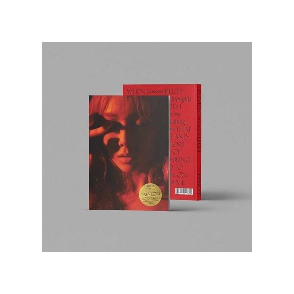 Taeyeon - 2nd Album Purpose (Deluxe Edition)
