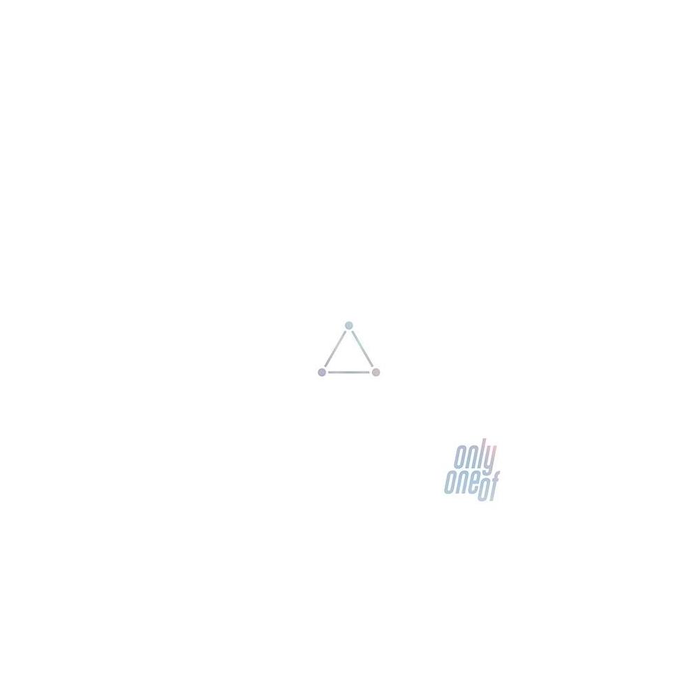 OnlyOneOf - 2nd Mini Album line sun goodness (White Ver.)