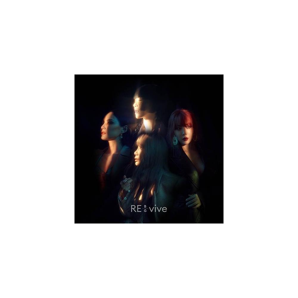 Brown Eyed Girls - RE_vive Album