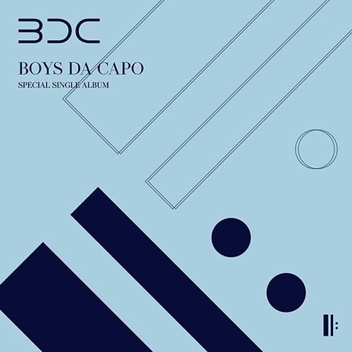 BDC - Special Single Album Boys Da Capo