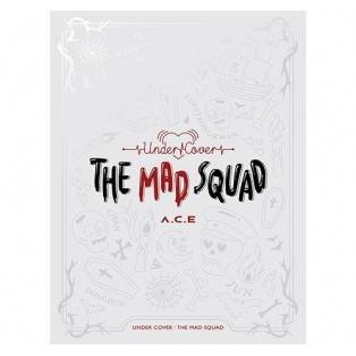 A.C.E - 3rd Mini Album Under Cover The Mad Squad
