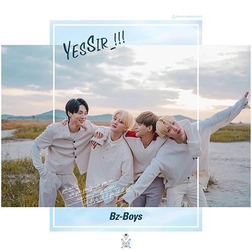 Bz-Boys - 2nd Single BLUE