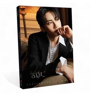 Lee Jin Hyuk - Solo Album: S.O.L CD (Gold Version)