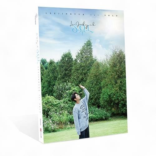 Lee Jin Hyuk - Solo Album: S.O.L CD (Pure Version)