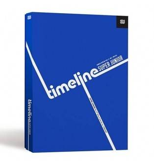 Super Junior - 9th Album Special Version: Timeline CD
