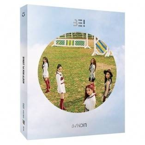 BVNDIT - 1st Mini Album BE!