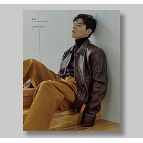 Kim Dong Jun - 1st Mini Album Around 29 Years Old