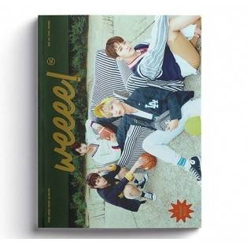 We In the Zone - 2nd Mini Album: weeee! CD