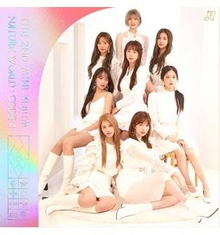 Nature - 2nd Mini Album Nature World: Code A (Show Your Color Ver.)
