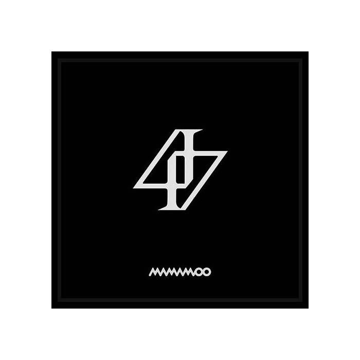 Mamamoo - 2nd Album reality in BLACK
