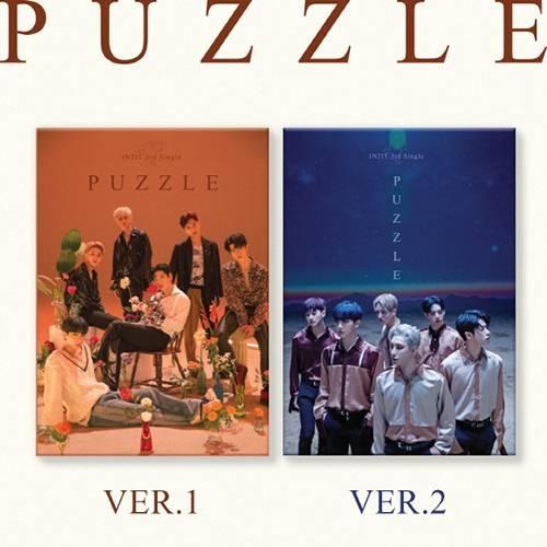 IN2IT - 3rd Single Puzzle Kit Album