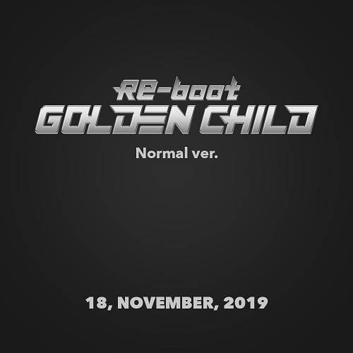 Golden Child - 1st Album: Re-boot (Normal Ver.)