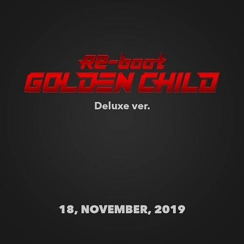 Golden Child - 1st Album: Re-Boot CD (Deluxe Edition)