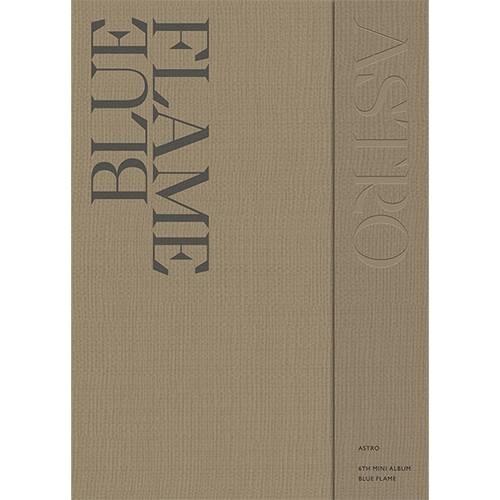 ASTRO - 6th Mini Album: Blue Flame CD (Book Version)