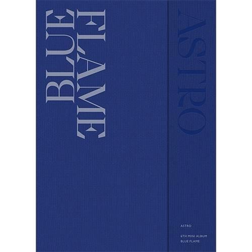 ASTRO - 6th Mini Album: Blue Flame CD (Story Version)