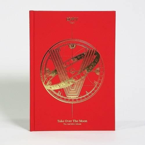 WayV - 2nd Mini Album Take Over The Moon