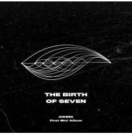 Aweek - 1st Mini Album The Birth Of Seven