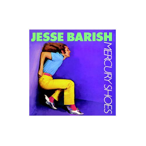 Jesse Barish - Mercury Shoes Mini LP CD