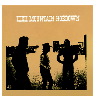 High Mountain Hoedown - High Mountain Hoedown Mini LP CD