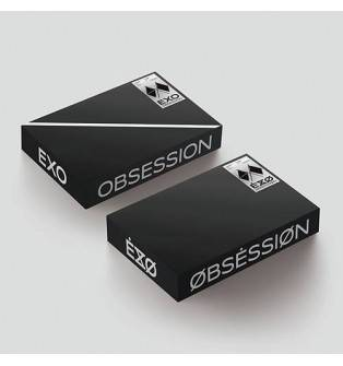 EXO - 6th Album: OBSESSION CD