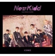 NewKidd - 2nd Single Album: COME CD
