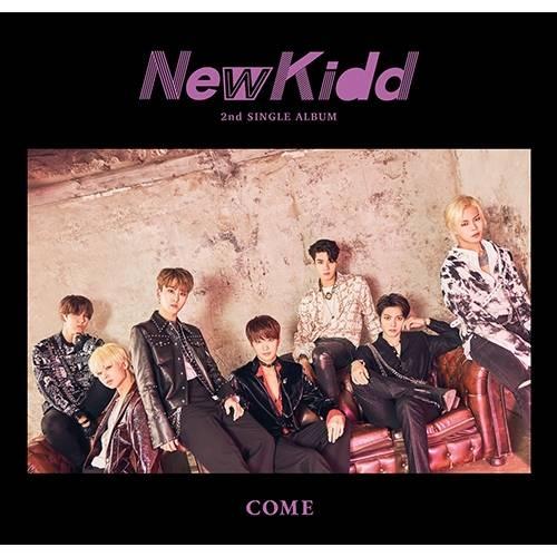 NewKidd - 2nd Single Album: COME CD