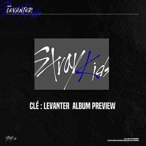 Stray Kids - 5th Mini Album Cle : LEVANTER (Normal Edition)