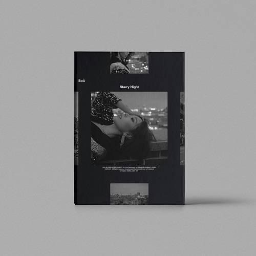 BoA - 2nd Mini Album: Starry Night CD