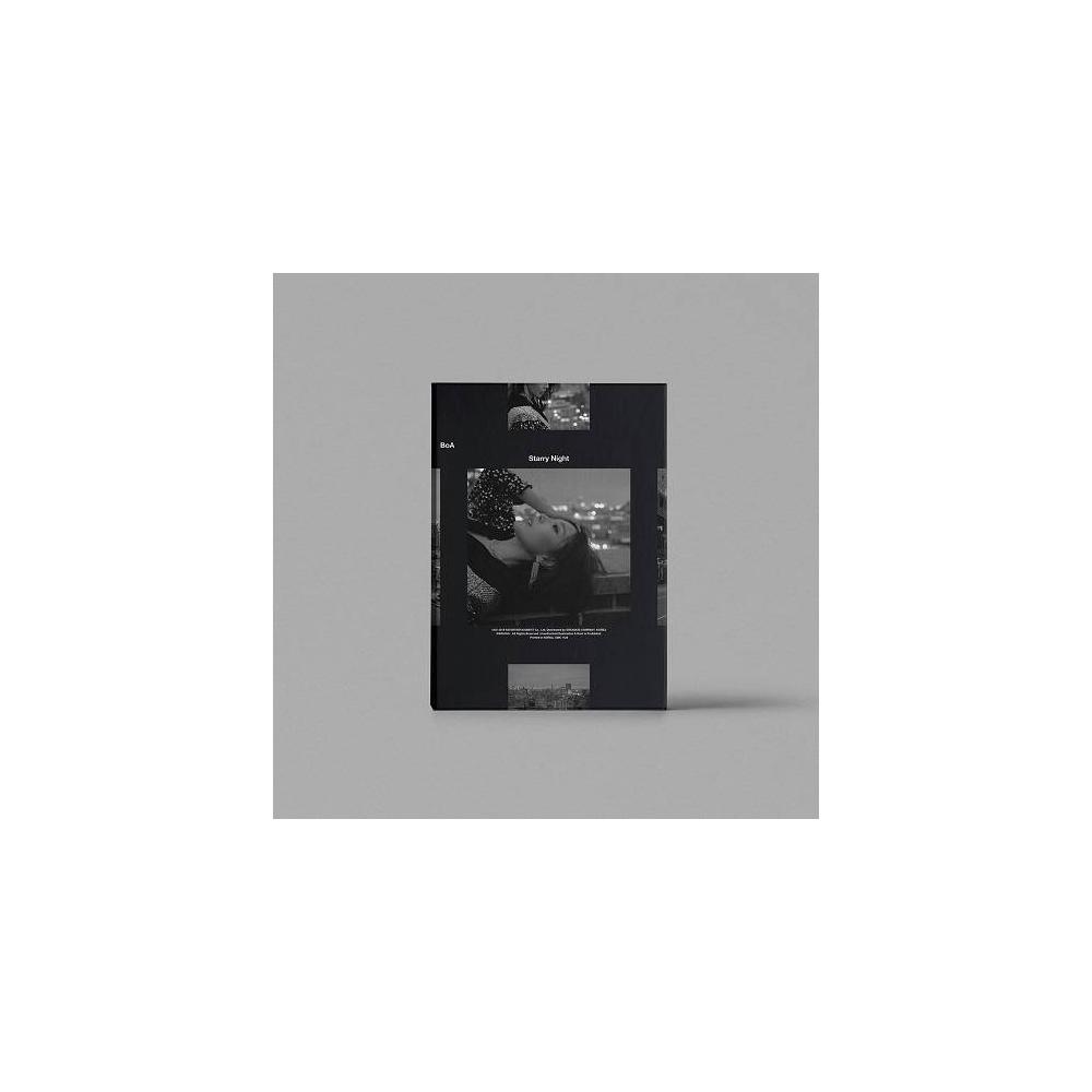 BoA - 2nd Mini Album Starry Night
