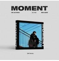 Kim Jae Hwan - 2nd Mini Album Moment (Day Ver.)