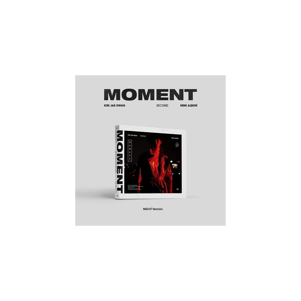 Kim Jae Hwan - 2nd Mini Album Moment (Night Ver.)