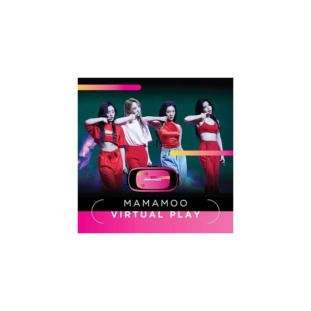 MAMAMOO - VP (Virtual Play) Album