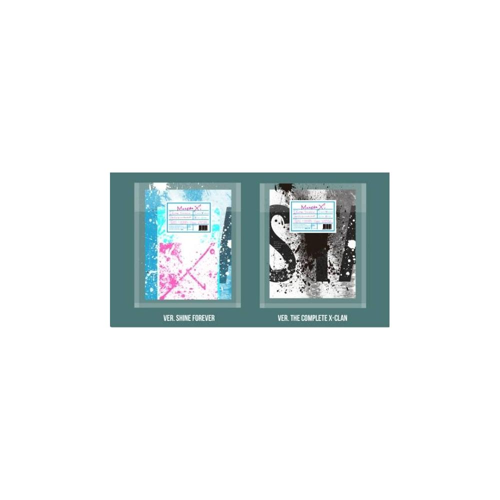 Monsta X - 1st Album Repackage Shine Forever (Random Ver.)